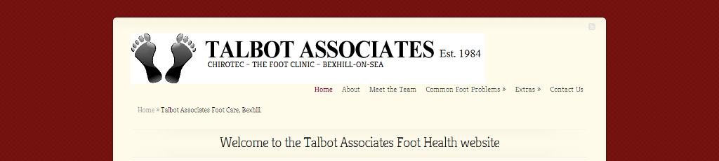 Talbot Associates Foot Health