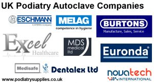 UK Podiatry Autoclave Companies