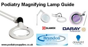 Podiatry Magnifying Lamp Guide