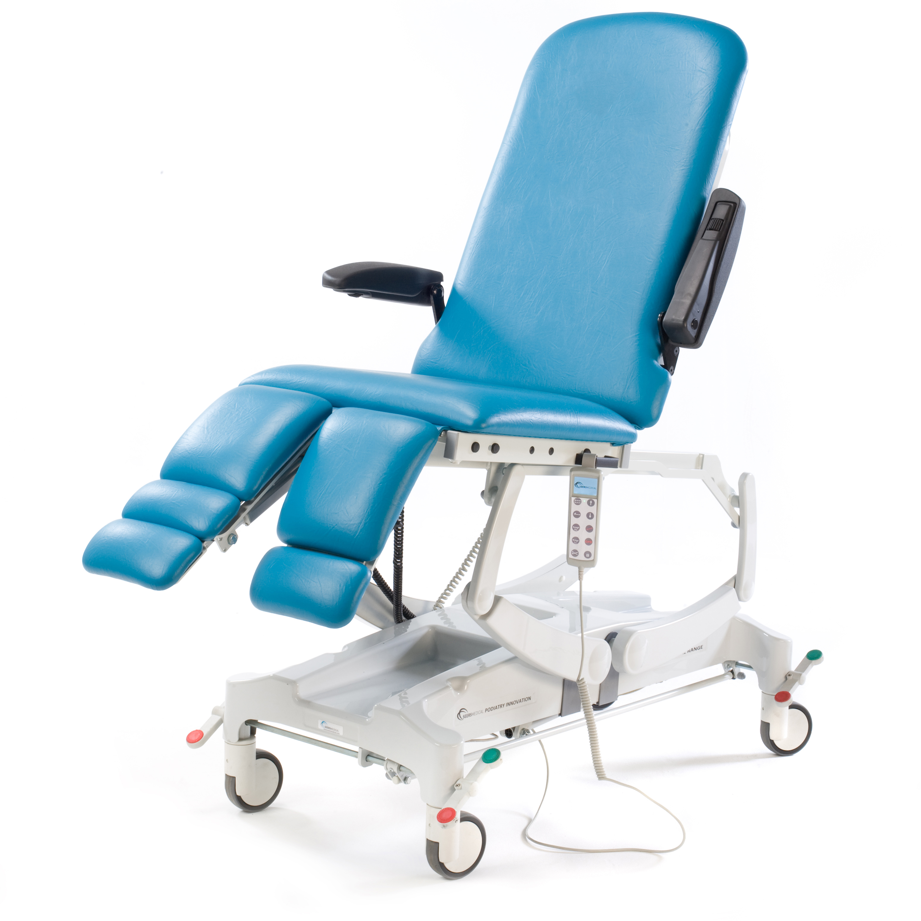 SEERS Medical CLINNOVA Podiatry Couch Review • Podiatry Supplies