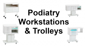Podiatry Workstations & Trolleys